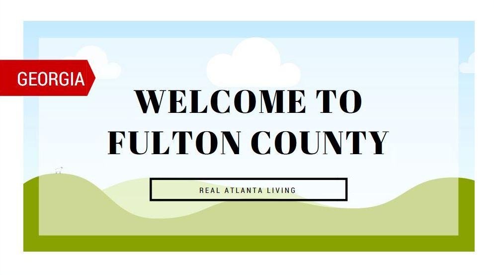 Fulton County Georgia Real Property Search
