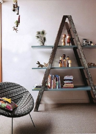 upcycling ladder