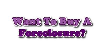 North Atlanta Foreclosures