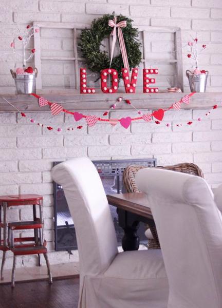 valentines day decor atlanta ga real estate