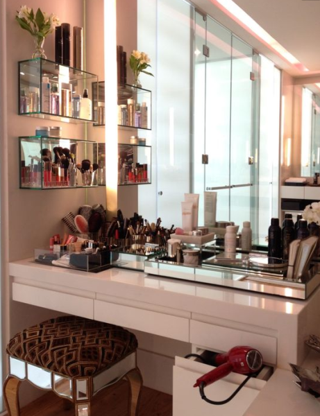 vanity idea atl ga real estate home decor make up
