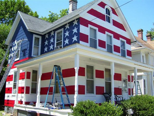 american flag house naht blog