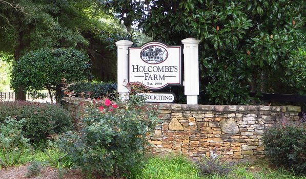 Holcombes Farm Milton Georgia