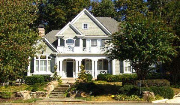 Horseshoe Bend Roswell GA Home