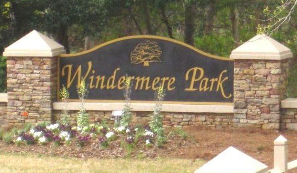 Windermere Park Johns Creek Neighborhood