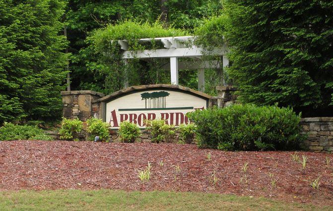 Arbor Ridge Cumming GA Neighborhood Of Homes - ON MAIN-Georgia RE ...