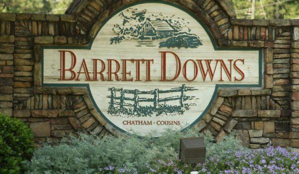 Barrett Downs Cumming Subdivision
