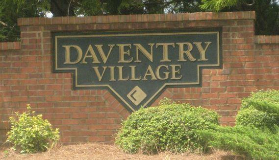 Daventry Village Neighborhood In Woodstock Georgia