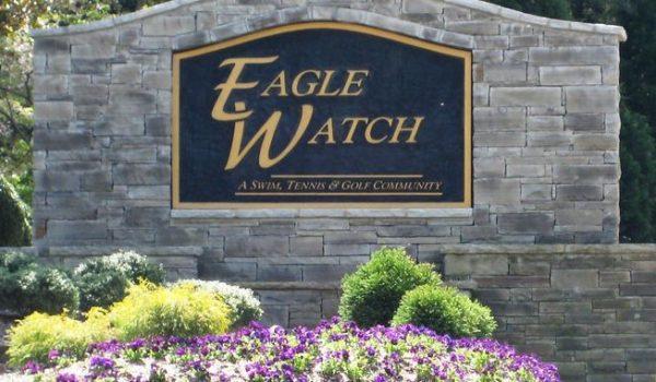 Eagle Watch Woodstock GA Neighborhood