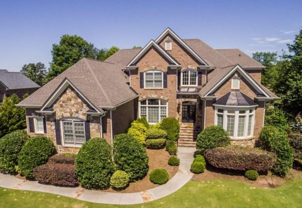 Estate Home In Dacula Hamilton Mill Community