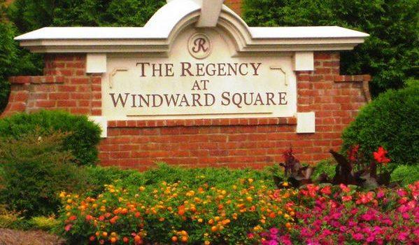 Regency At Windward Square Milton GA