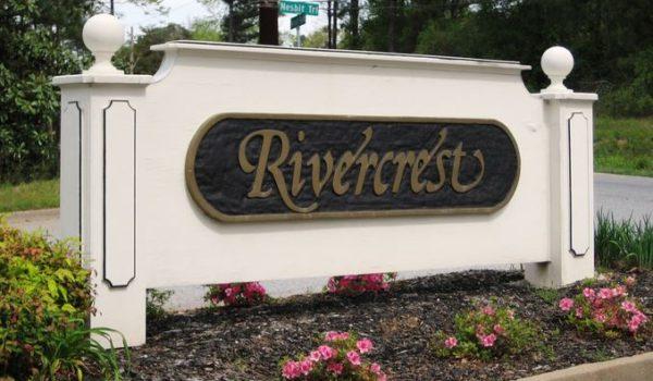 Rivercrest Alpharetta GA Subdivision