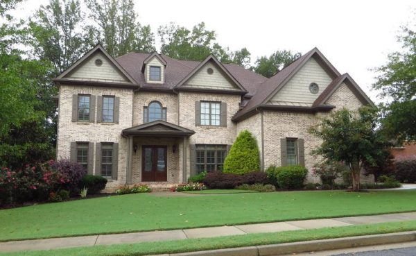 Cumming Georgia Home In Fieldstone Preserve
