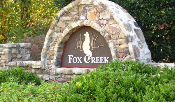 Fox Creek Cumming GA Neighborhood