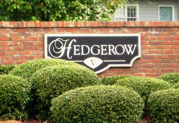 Homes For Sale In Hedgerow Roswell Ga
