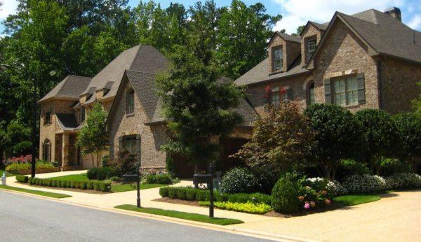 Marietta Georgia Subdivision Hynes Park Homes