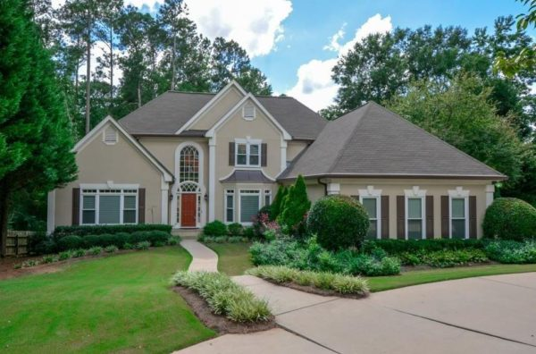 Home In Johns Creek GA Doublegate Community