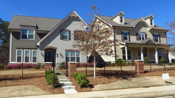 Alpharetta Homes In Enclave At Wills Park