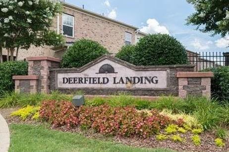 Milton GA Townhomes Deerfield Landing