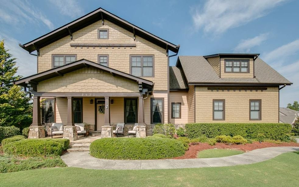 Reflections Buford GA Neighborhood Of Homes - ON MAIN ...