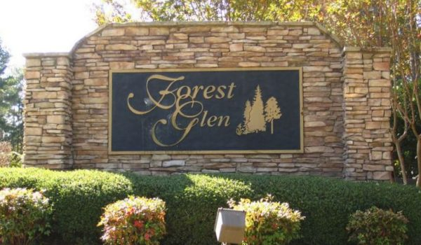 Cherokee County Alpharetta Forest Glen